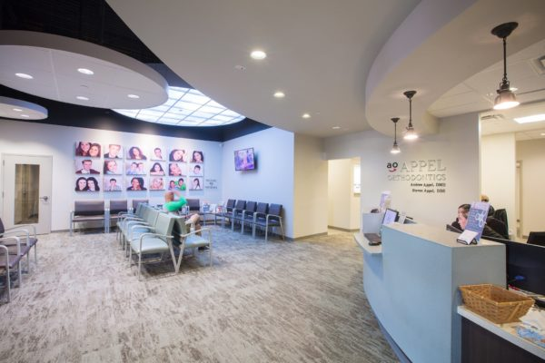 Appel Orthodontics Philadelphia Orthodontics Dr. Appel 52 1 600x400 - Our Orthodontist Offices in Philadelphia, Pennsylvania