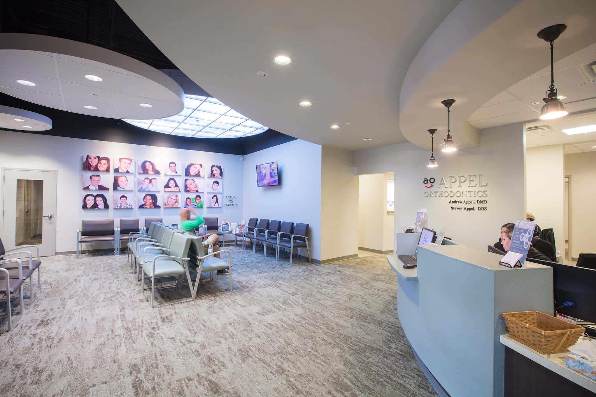 Nuestras oficinas ortodoncista en Filadelfia, Pensilvania - Appel-9334