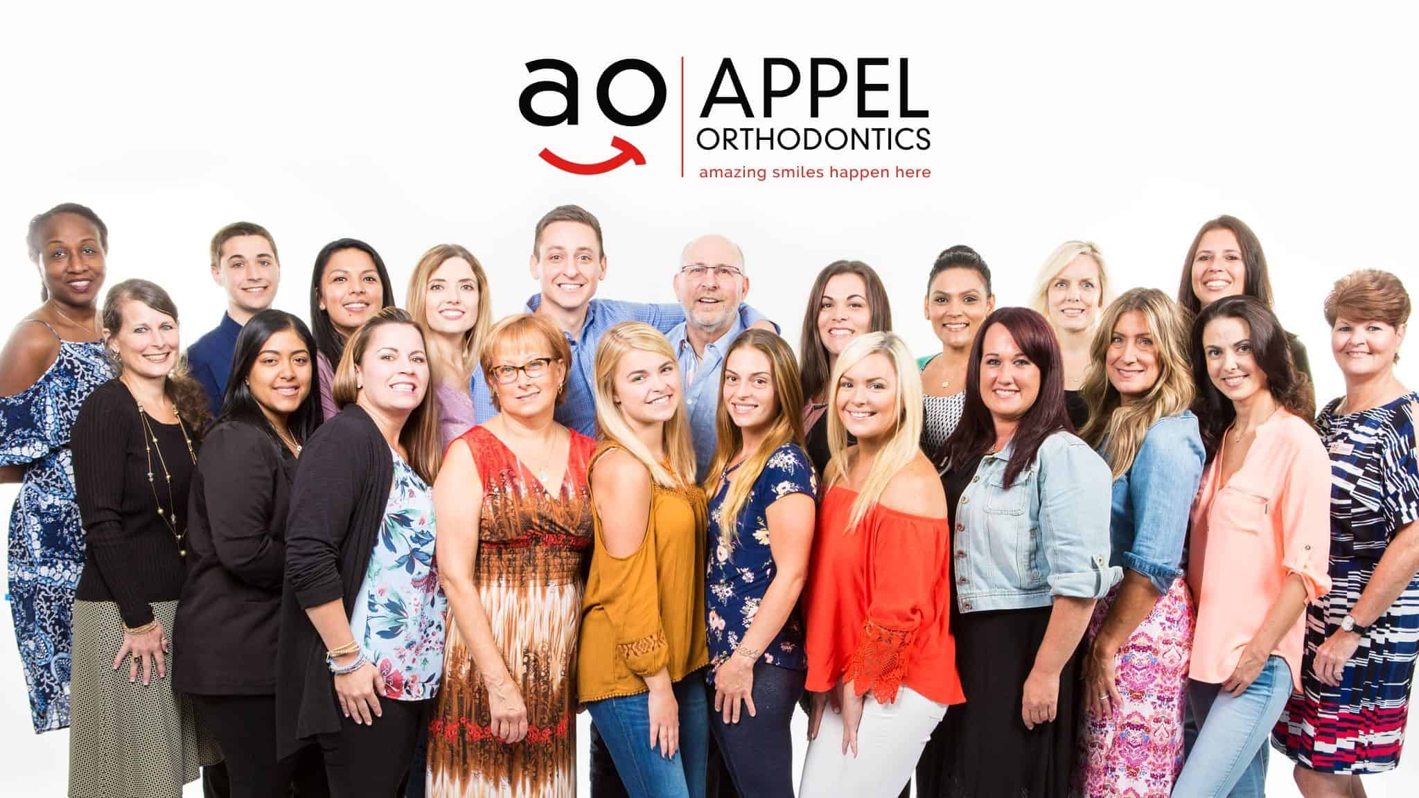 Appel Staff Normal REDO w logo 1 2048x1152 - Meet the Appel Orthodontics Team
