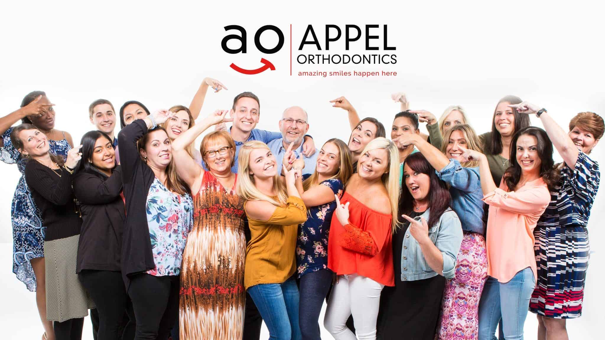 Appel Staff Normal REDO w logo funny 1 2048x1152 - Meet the Appel Orthodontics Team