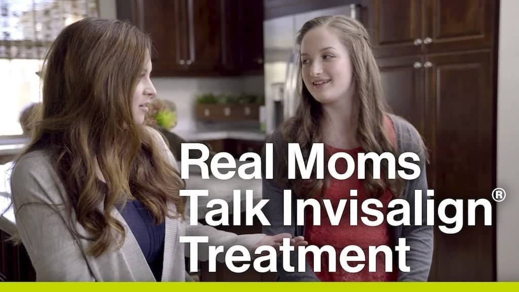 invisalign mom had braces - Invisalign and Invisalign Teen Top 1% Provider