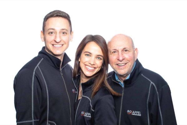 Appel Orthodontics Philadelphia Orthodontist Doctor Family 10 600x400 - Meet Dr. Steven Appel
