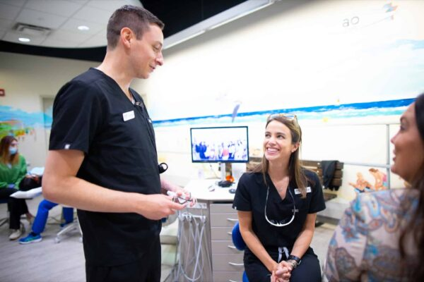 Appel Orthodontics Philadelphia Orthodontist Staff Candids 83 600x400 - What Your Orthodontist May Not Tell You About Insurance