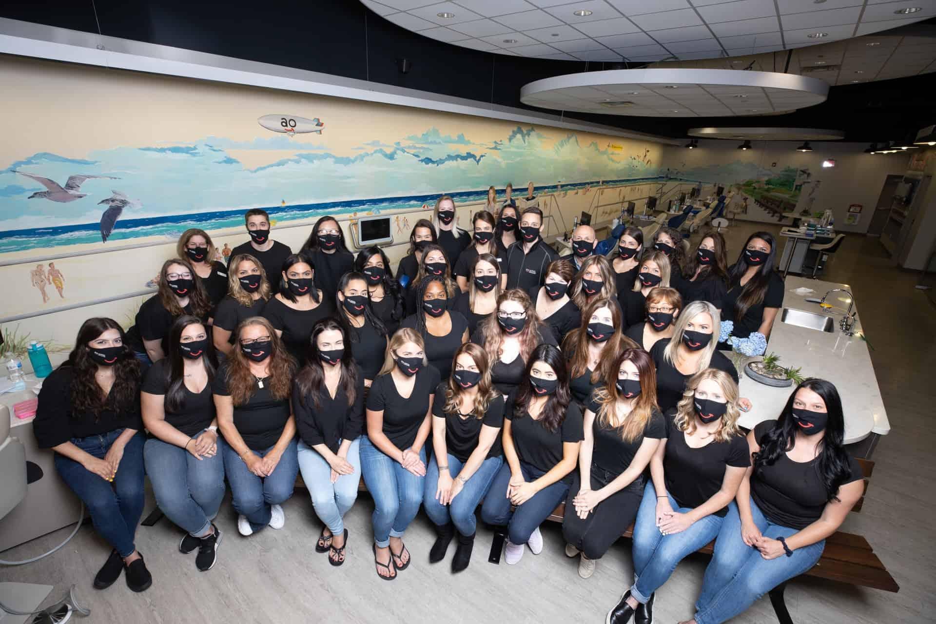 Appel Orthodontics Philadelphia Orthodontist Team Group 6 - Meet the Appel Orthodontics Team