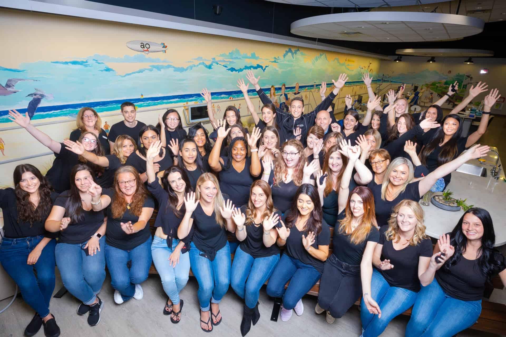 Appel Orthodontics Philadelphia Orthodontist Team Group 9 - Meet the Appel Orthodontics Team
